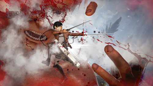 [Bonus] PS Vita Attack on Titan 2 Regular Edition(Pre-order)【特典】PS Vita 進撃の巨人2 通常版Accessory