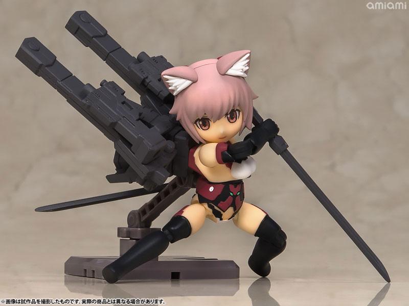 Desktop Army - Frame Arms Girl KT-322f Innocentia Series 4Pack BOX(Pre-order)デスクトップアーミー フレームアームズ・ガール KT-322f イノセンティア シリーズ 4個入りBOXAccessory