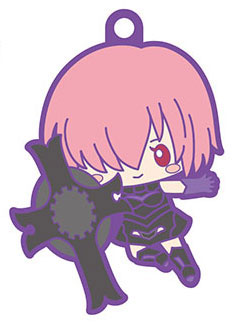 Rubber Mascot - Fate/Grand Order Design produced by Sanrio 8Pack BOX(Pre-order)ラバーマスコット Fate/Grand Order Design produced by Sanrio 8個入りBOXAccessory