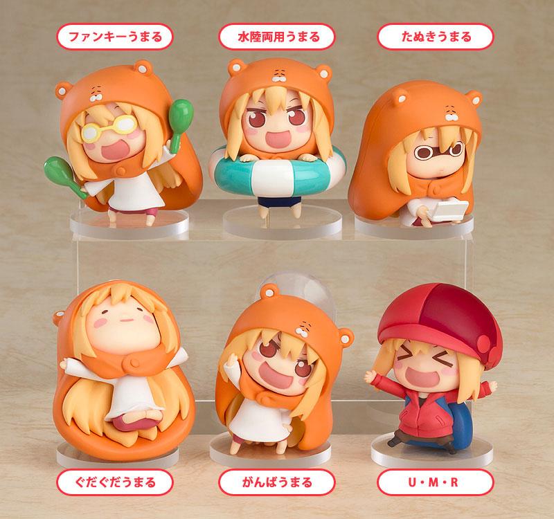 Himouto! Umaru-chan - Trading Figures Vol.2 8Pack BOX(Pre-order)干物妹!うまるちゃん トレーディングフィギュア その2 8個入りBOXAccessory
