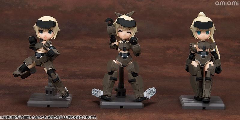 Desktop Army - Frame Arms Girl KT-321f Gourai Series 3Pack BOX(Pre-order)デスクトップアーミー フレームアームズ・ガール KT-321f 轟雷シリーズ 3個入りBOXAccessory