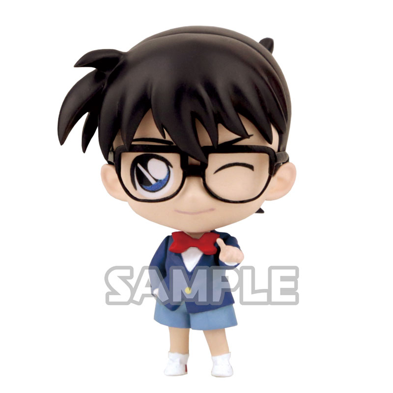 Detective Conan - Collection Figure 6Pack BOX(Pre-order)名探偵コナン コレクションフィギュア 6個入りBOXAccessory