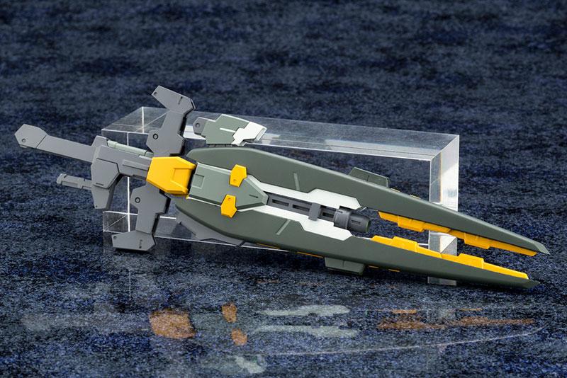 S.R.G-S - Super Robot Wars OG ORIGINAL GENERATIONS: Raftclans Faunea Plastic Model(Pre-order)S.R.G-S スーパーロボット大戦OG ORIGINAL GENERATIONS ラフトクランズ・ファウネア プラモデルAccessory