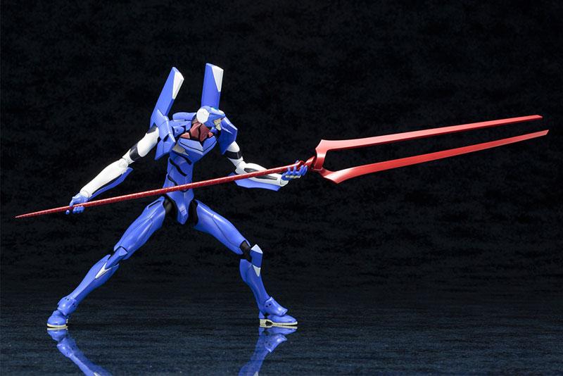 Neon Genesis Evangelion - Evangelion Proto Type-00' TV Ver. Plastic Model(Pre-order)新世紀エヴァンゲリオン エヴァンゲリオン零号機・改 TV Ver. プラモデルAccessory