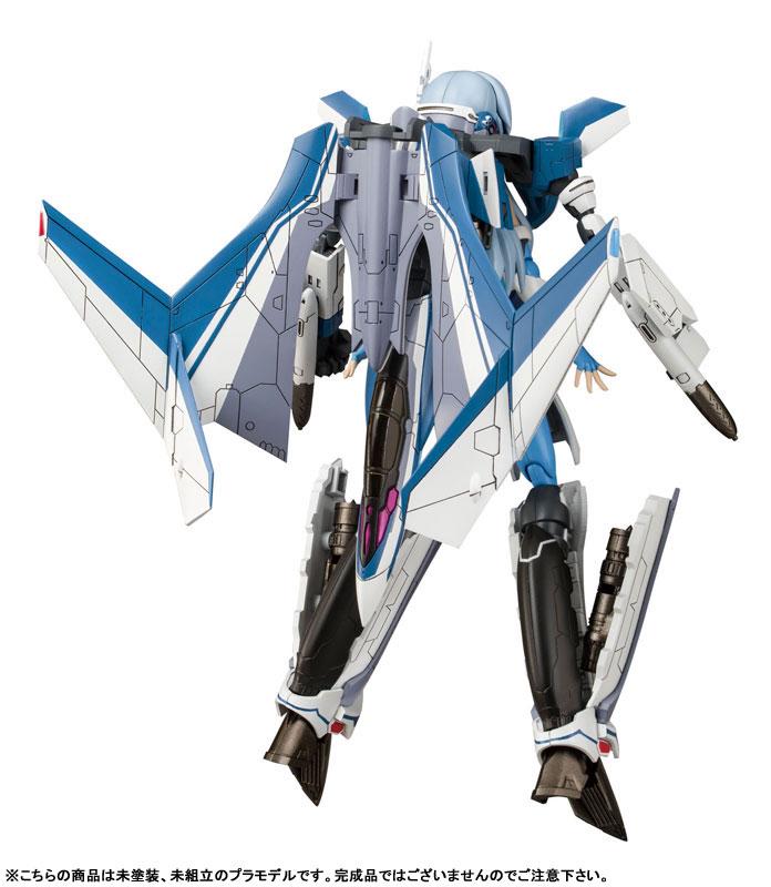 ACKS V.F.G. マクロスΔ VF-31J ジークフリード プラモデル[アオシマ]
