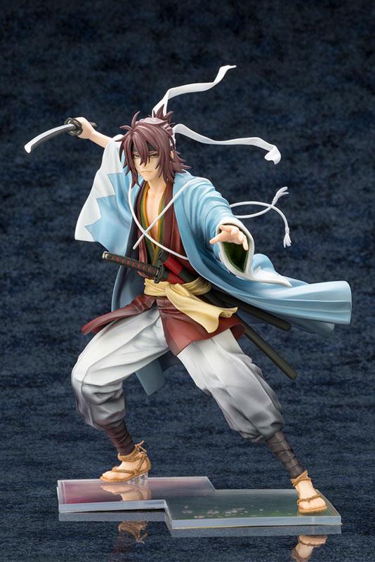 ARTFX J - Hakuouki Shinkai: Soji Okita Complete Figure(Pre-order)ARTFX J 薄桜鬼 真改 沖田総司 完成品フィギュアScale Figure