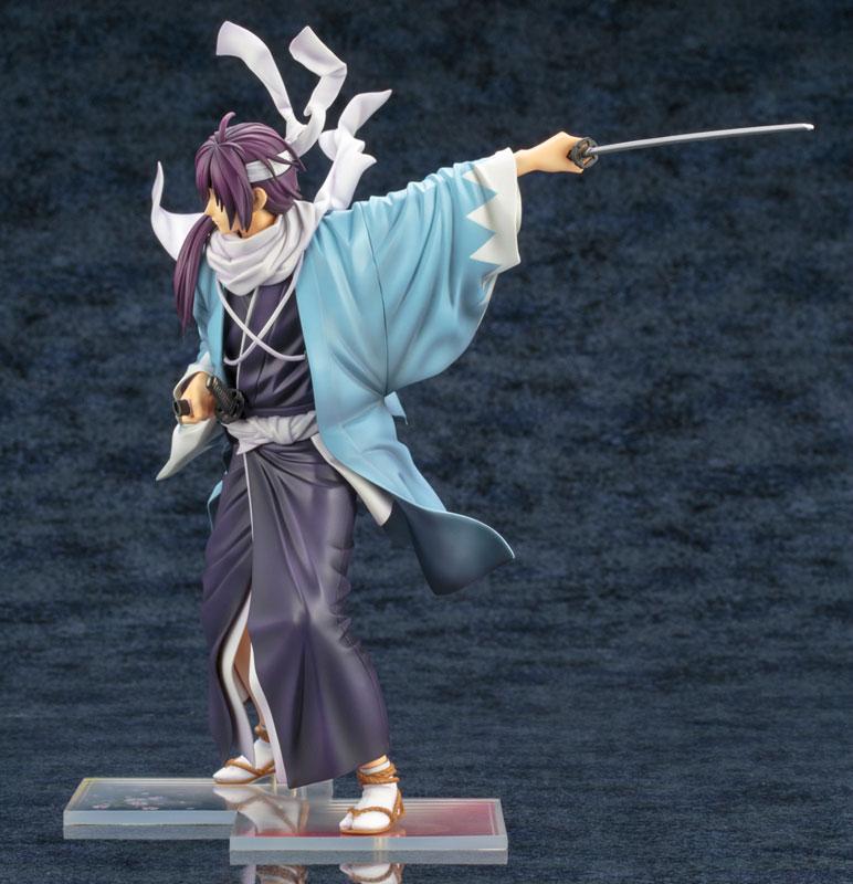 ARTFX J - Hakuouki Shinkai Hajime Saitou 1/8 Complete Figure(Pre-order)ARTFX J 薄桜鬼 真改 斎藤一 1/8 完成品フィギュアScale Figure