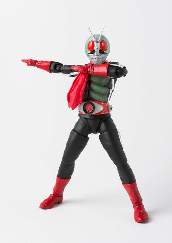 S.H. Figuarts (Shinkocchou Seihou) - New Kamen Rider 2