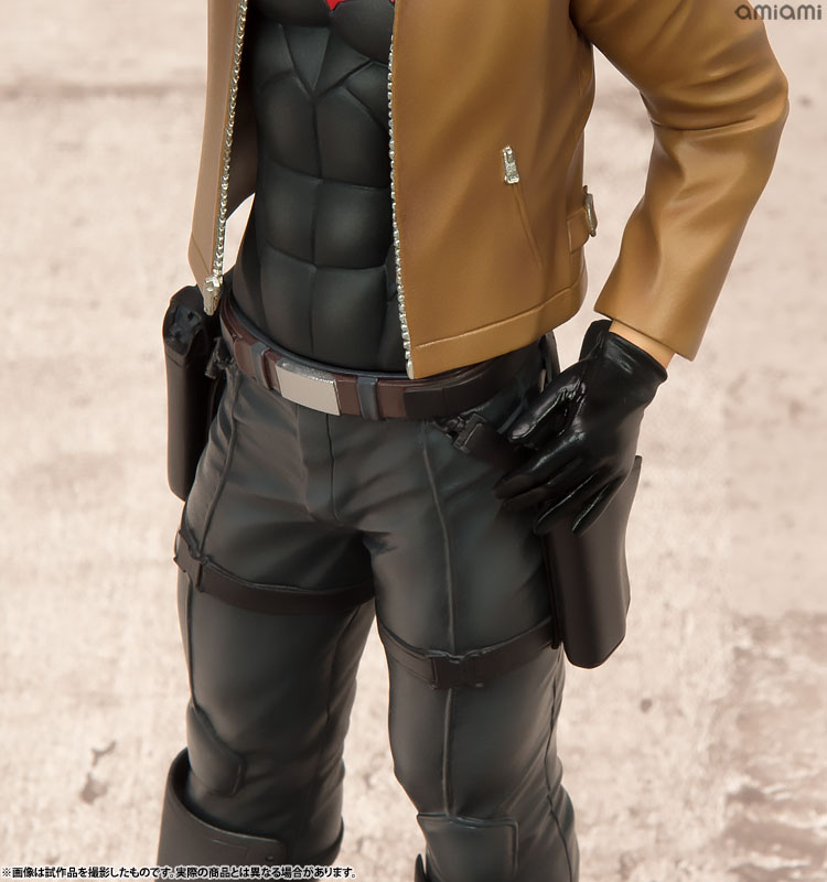 DC COMICS IKEMEN - DC UNIVERSE: Red Hood [First Press Limited Part Bundled Edition] 1/7 Complete Figure(Pre-order)DC COMICS IKEMEN DC UNIVERSE レッドフード [初回生産限定パーツ付属版] 1/7 完成品フィギュアScale Figure