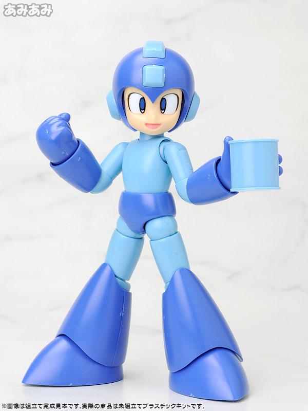 Mega Man - Mega Man Repackage Edition 1/10 Plastic Model(Pre-order)ROCKMAN ロックマン リパッケージ版 1/10 プラモデルScale Figure