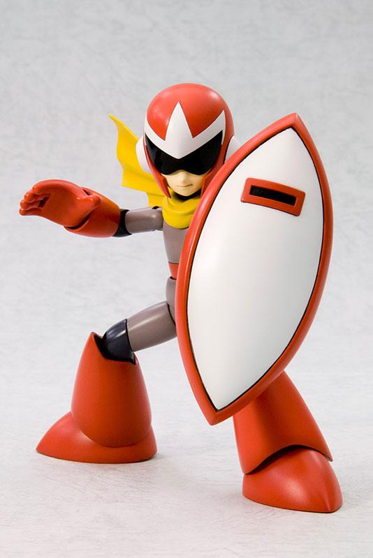 Mega Man - Proto Man Repackage Edition 1/10 Plastic Model(Pre-order)ROCKMAN ブルース リパッケージ版 1/10 プラモデルScale Figure