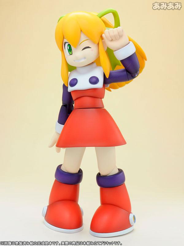 Mega Man - Roll Repackage Edition 1/10 Plastic Model(Pre-order)ROCKMAN ロール リパッケージ版 1/10 プラモデルScale Figure