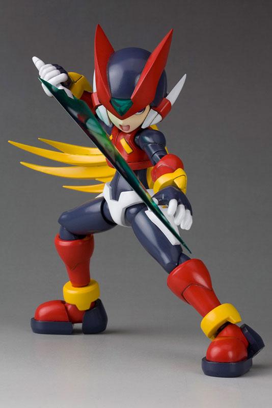 Mega Man Zero - Zero Repackage Edition 1/10 Plastic Model(Pre-order)ロックマンゼロ ゼロ リパッケージ版 1/10 プラモデルScale Figure