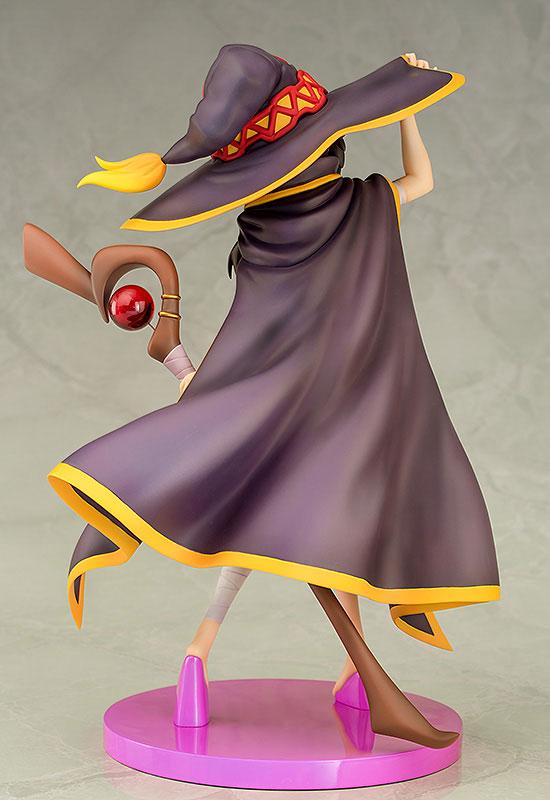 KonoSuba 2 - Megumin 1/7 Complete Figure(Pre-order)この素晴らしい世界に祝福を!2 めぐみん 1/7 完成品フィギュアScale Figure