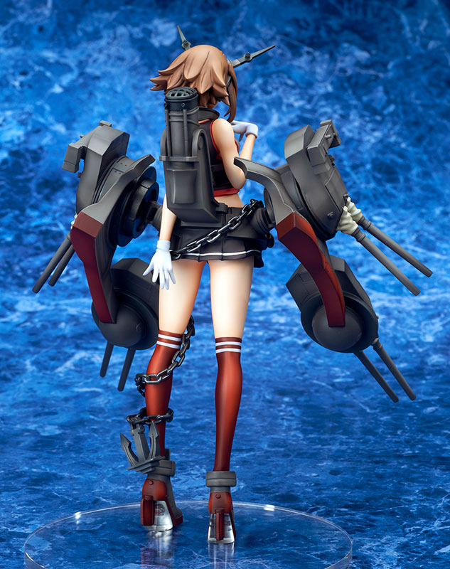 Kantai Collection -Kan Colle- Mutsu Complete Figure(Pre-order)艦隊これくしょん -艦これ- 陸奥 完成品フィギュアScale Figure