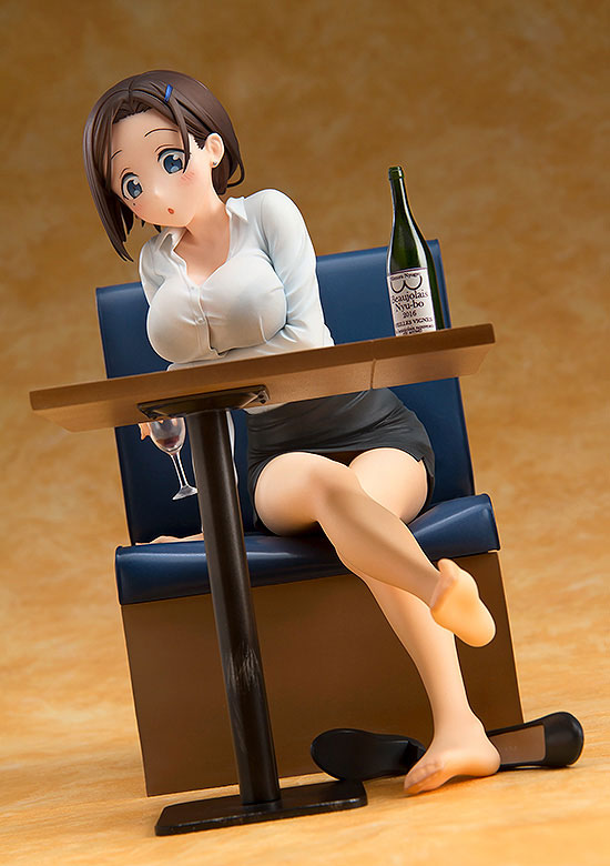 Getsuyoubi no Tawawa - Kouhai-chan 1/7 Complete Figure(Pre-order)月曜日のたわわ 後輩ちゃん 1/7 完成品フィギュアScale Figure