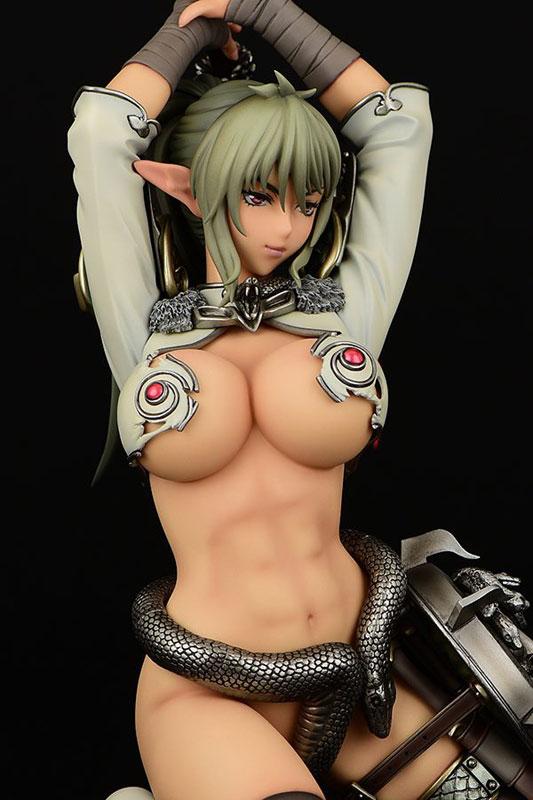 Queen's Blade - Veteran Mercenary Echidna: High Quality Edition: 1/6 Complete Figure(Pre-order)クイーンズブレイド 歴戦の傭兵 エキドナ:High Quality Edition: 1/6 完成品フィギュアScale Figure
