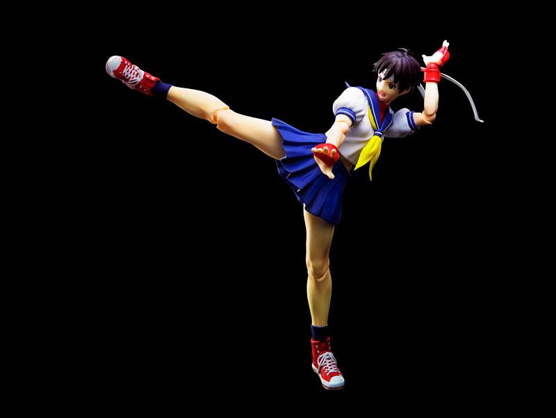 S.H. Figuarts - Sakura Kasugano