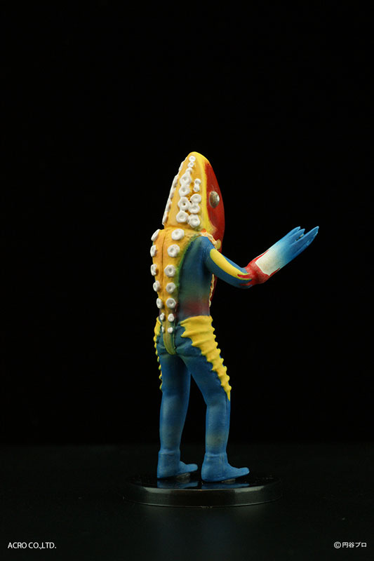 KRS35 Alien Metron (PVC Pre-painted Complete Figure)(Pre-order)KRS35 メトロン星人 (PVC製塗装済完成品)Scale Figure