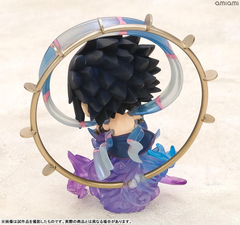 Petit Chara Land - NARUTO Shippuden: Fuujin Naruto Uzumaki & Raijin Sasuke Uchiha Set(Pre-order)ぷちきゃらランド NARUTO-ナルト- 疾風伝 風神うずまきナルト & 雷神うちはサスケ セットScale Figure