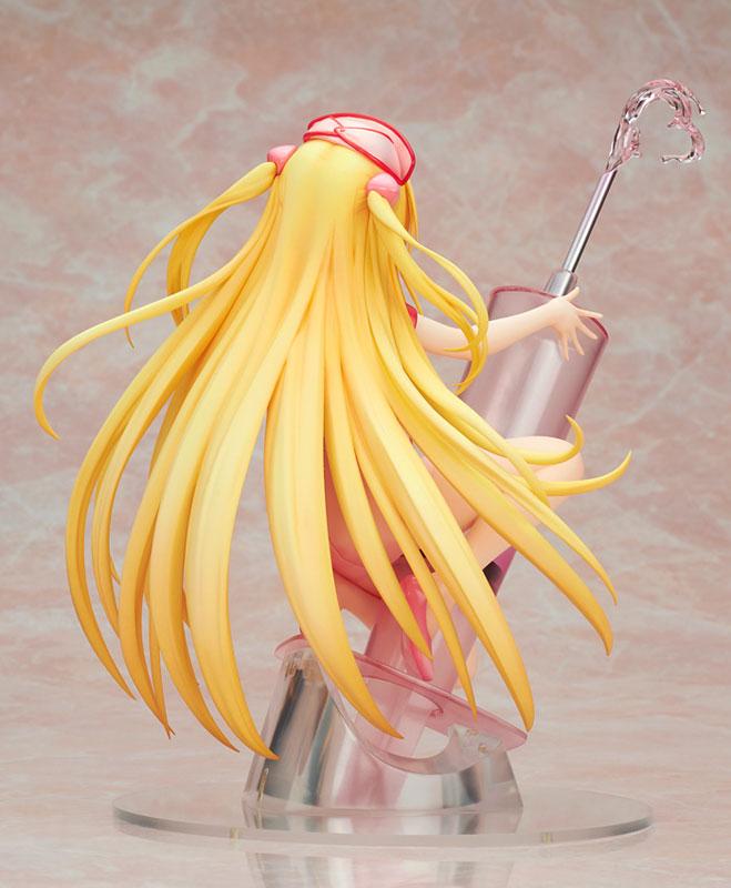 To Love-Ru Darkness - Golden Darkness Nurse Ver. 1/7 Complete Figure(Pre-order)To LOVEる -とらぶる- ダークネス 金色の闇 ナースVer. 1/7 完成品フィギュアScale Figure