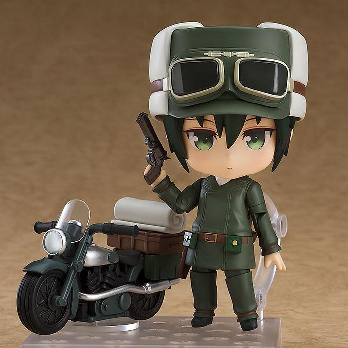 Nendoroid - Kino no Tabi: Kino & Hermes(Pre-order)ねんどろいど キノの旅 キノ&エルメスNendoroid