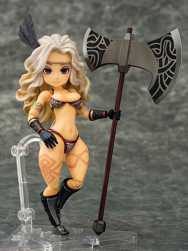 Parfom - Dragon's Crown Pro: Amazon Posable Figure(Pre-order)パルフォム ドラゴンズクラウン・プロ アマゾン 可動フィギュアScale Figure