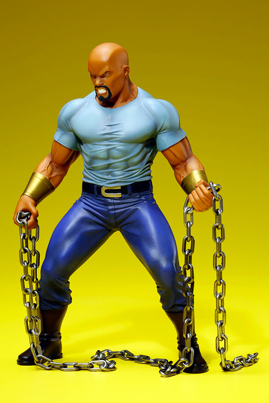 ARTFX+ - MARVEL UNIVERSE Defenders: Luke Cage 1/10 Easy Assembly Kit(Pre-order)ARTFX+ MARVEL UNIVERSE ディフェンダーズ ルーク・ケイジ 1/10 簡易組立キットScale Figure