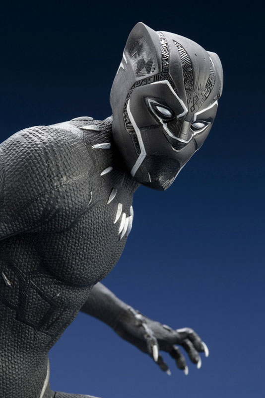 ARTFX - Black Panther 1/6 Easy Assembly Kit(Pre-order)ARTFX ブラックパンサー -BLACK PANTHER- 1/6 簡易組立キットScale Figure