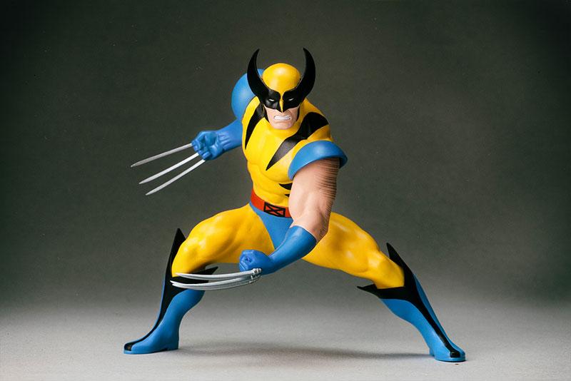 ARTFX+ - MARVEL UNIVERSE: Wolverine & Jubilee 2Pack 1/10 Easy Assembly Kit(Pre-order)ARTFX+ MARVEL UNIVERSE ウルヴァリン&ジュビリー 2パック 1/10 簡易組立キットScale Figure