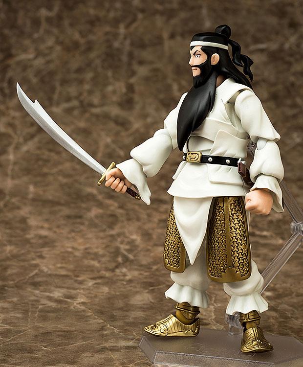 figma - Yokoyama Mitsuteru Sangokushi: Guan Yu(Pre-order)figma 横山光輝 三国志 関羽Figma