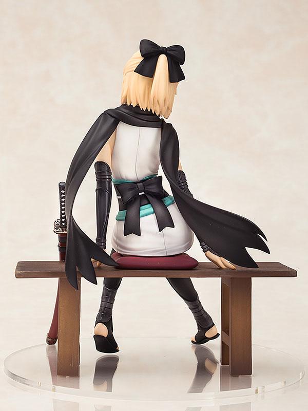 Fate/Grand Order - Saber/Souji Okita -Resting Swordsman- 1/8 Complete Figure(Pre-order)Fate/Grand Order セイバー/沖田総司 ~剣士の休息~ 1/8 完成品フィギュアScale Figure