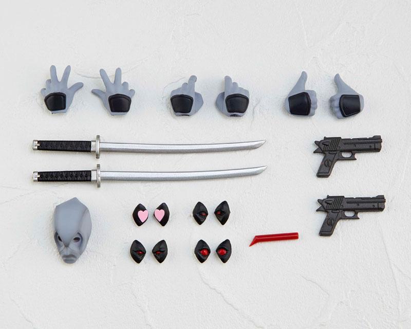 アメイジング・ヤマグチ No.001EX デッドプール X-FORCE. ver