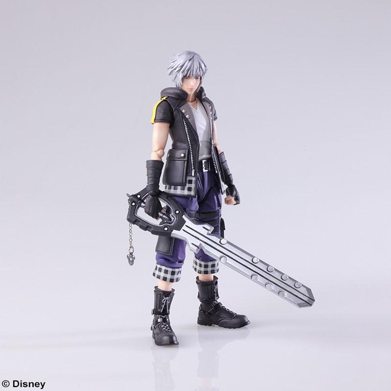 Kingdom Hearts III - Bring Arts: Riku Action Figure(Pre-order)キングダムハーツIII ブリングアーツ リク アクションフィギュアScale Figure