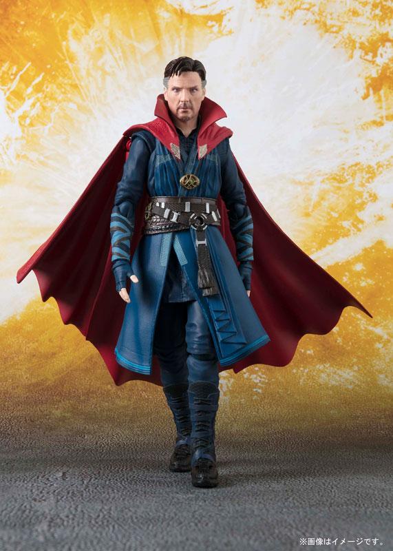 S.H. Figuarts - Dr. Strange (Avengers: Infinity War)(Pre-order)S.H.フィギュアーツ ドクター・ストレンジ (アベンジャーズ/インフィニティ・ウォー)Scale Figure