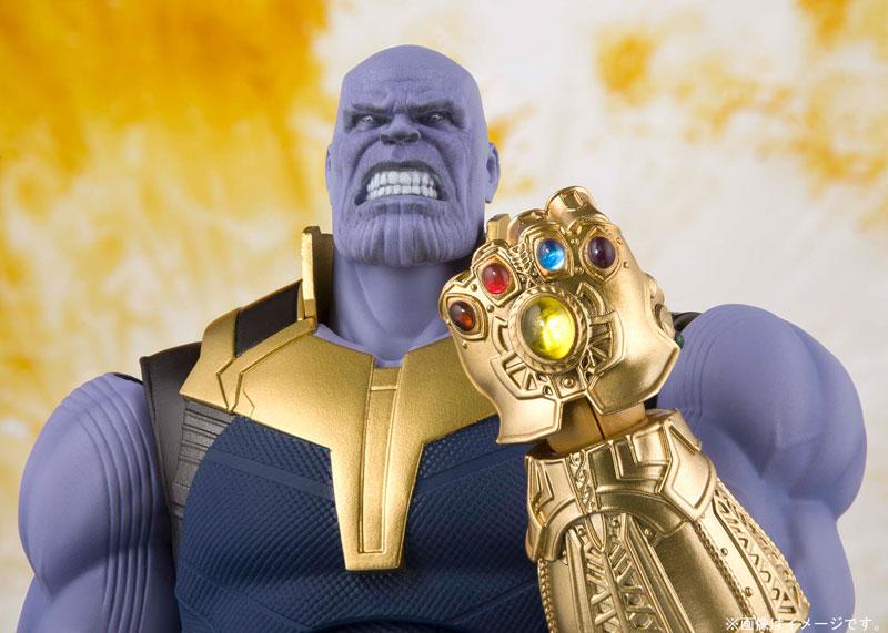 S.H. Figuarts - Thanos (Avengers: Infinity War)(Pre-order)S.H.フィギュアーツ サノス (アベンジャーズ/インフィニティ・ウォー)Scale Figure