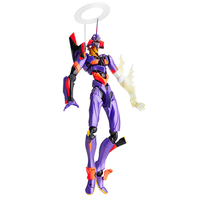 Revoltech EVANGELION EVOLUTION EVA-01 Test Type