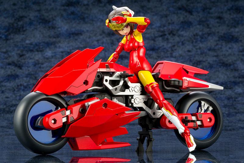 Frame Arms Girl - Frame Arms Girl & Rapid Raider Set (Fleswerk Ver.) Plastic Model(Pre-order)フレームアームズ・ガール フレームアームズ・ガール&ラピッドレイダーセット〈フレズヴェルクVer.〉 プラモデルScale Figure