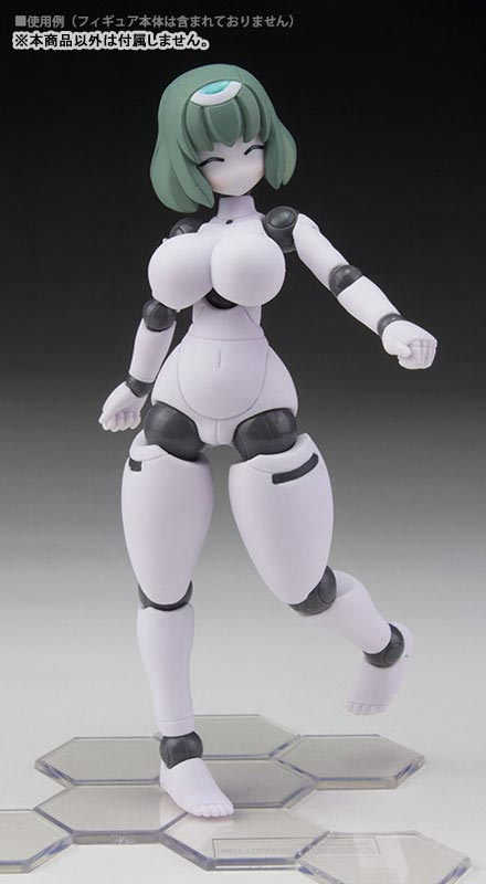 Polynian - Face parts Set: Motoroid(Pre-order)ポリニアン フェイスパーツセット モートロイドScale Figure