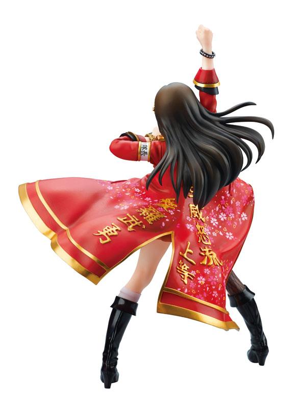 THE IDOLM@STER Cinderella Girls - Takumi Mukai 1/7 Complete Figure(Pre-order)アイドルマスター シンデレラガールズ 向井拓海 1/7 完成品フィギュアScale Figure