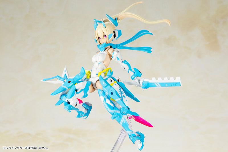 Megami Device - Asra Ninja Aoi 1/1 Plastic Model(Pre-order)メガミデバイス 朱羅 忍者 蒼衣 1/1 プラモデルScale Figure
