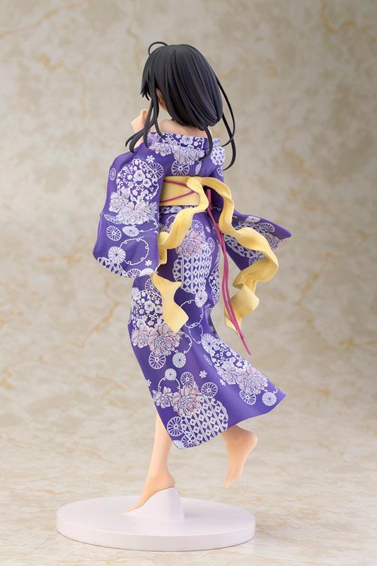 My Teen Romantic Comedy SNAFU 2 - Yukino Yukinoshita Yukata Ver. 1/7 Complete Figure(Pre-order)やはり俺の青春ラブコメはまちがっている。続 雪ノ下雪乃 浴衣Ver. 1/7 完成品フィギュアScale Figure