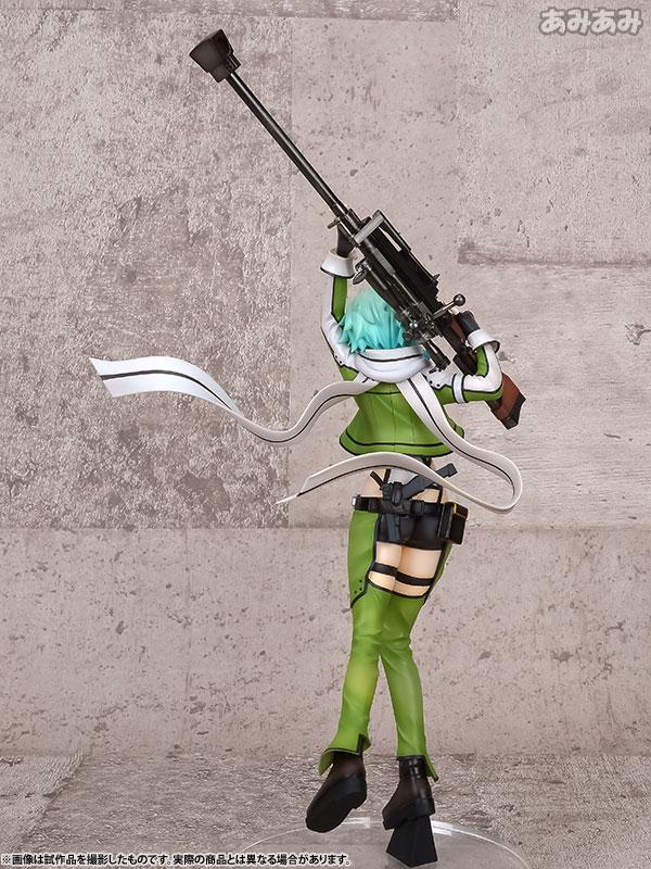 Sword Art Online II - Sinon 1/7 Complete Figure(Pre-order)ソードアート・オンラインII シノン 1/7 完成品フィギュアScale Figure