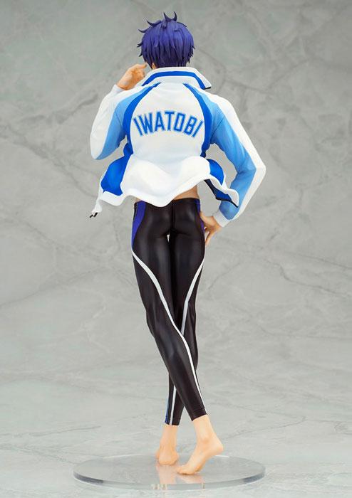 Free! Eternal Summer - Rei Ryugazaki 1/8 Complete Figure(Pre-order)Free!-Eternal Summer- 竜ヶ崎怜 1/8 完成品フィギュアScale Figure