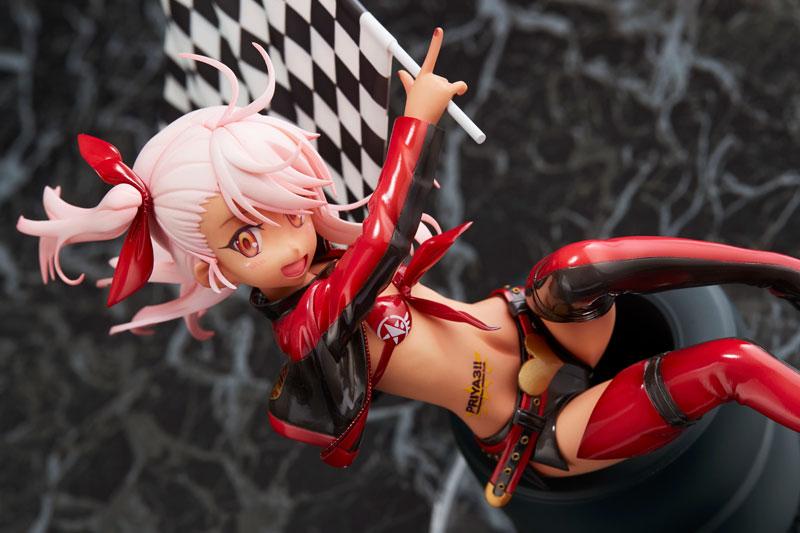 Fate/kaleid liner Prisma Illya 3rei!! - PRIYA Racing Chloe Von Einzbern 1/8 Complete Figure(Pre-order)Fate/kaleid liner プリズマ☆イリヤ ドライ!! PRIYA Racing クロエ・フォン・アインツベルン 1/8 完成品フィギュアScale Figure