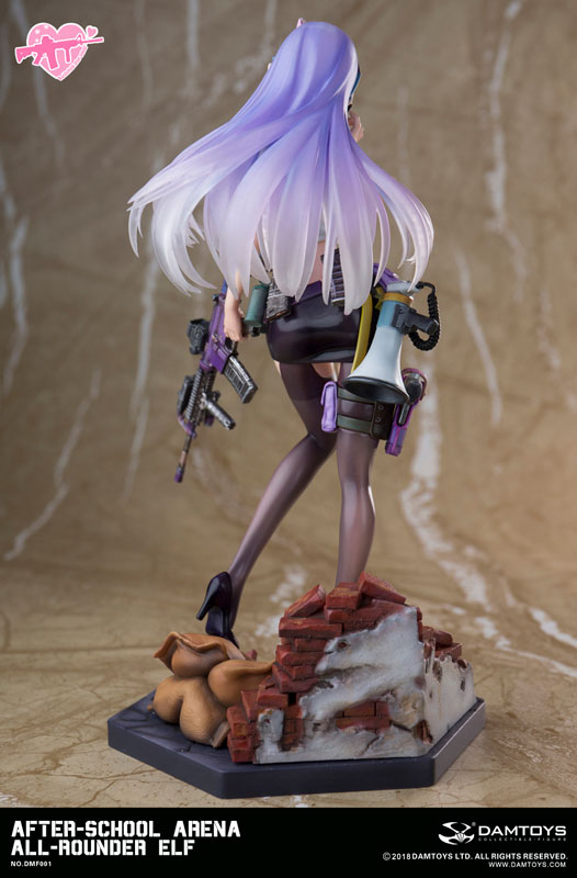After-School Arena - First Shot: All-Rounder ELF 1/7 Complete Figure(Provisional Pre-order)アフタースクール アリーナ ファーストショット オールラウンダー ELF 1/7 完成品フィギュアScale Figure