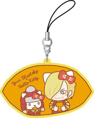 Yuri on Ice - Rubber Strap Collection: Sanrio Collaboration 2 8Pack BOX(Pre-order)ユーリ!!! on ICE ラバーストラップコレクション サンリオコラボ2 8個入りBOXAccessory