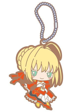 Rubber Mascot - Fate/Grand Order Design produced by Sanrio Vol.3 6Pack BOX(Pre-order)ラバーマスコット Fate/Grand Order Design produced by Sanrio 第3弾 6個入りBOXAccessory
