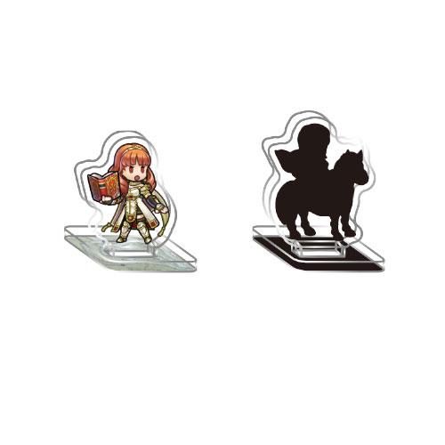 Fire Emblem Heroes - Mini Acrylic Figure Collection Vol.2 10Pack BOX(Pre-order)ファイアーエムブレム ヒーローズ ミニアクリルフィギュアコレクション Vol.2 10個入りBOXAccessory