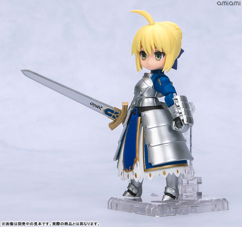 [Bonus] Desktop Army - Fate/Grand Order 3Pack BOX(Pre-order)【特典】デスクトップアーミー Fate/Grand Order 3個入りBOXAccessory